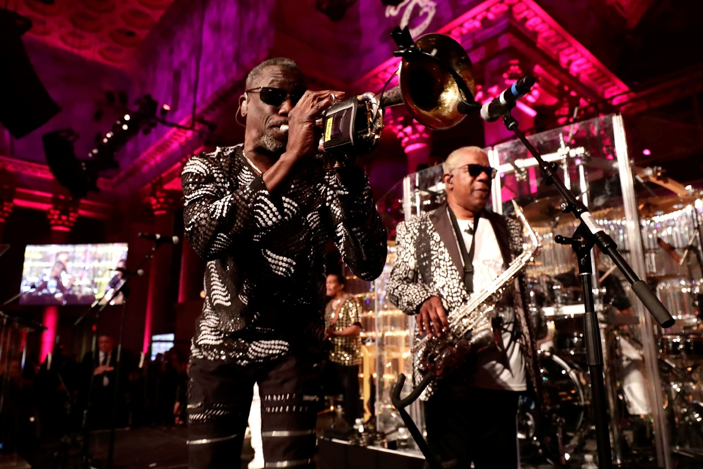 A plus de 50 ans, Kool and the Gang continue de faire danser le monde