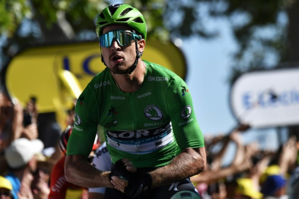 Tour de France: Sagan brille avant La Planche